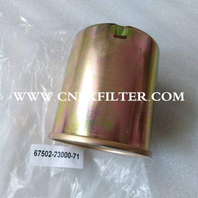 67502-23000-71,Forklift Hydraulic oil filter