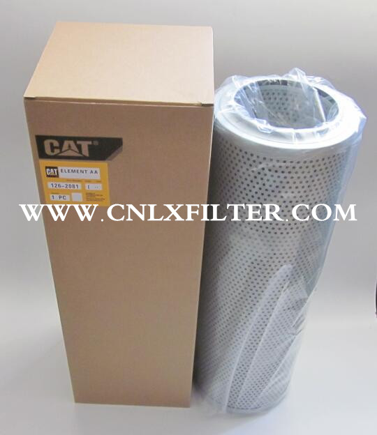 1262081,126-2081-Caterpillar Hydraulic Filter